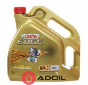 Castrol Edge Titanium FST 0w-30 А3/В4
