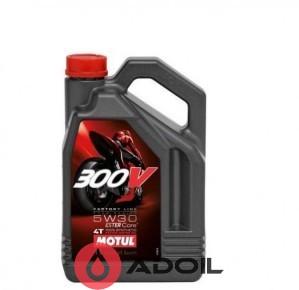 Motul 300V 4T Factory Line Road Racing 5w-30