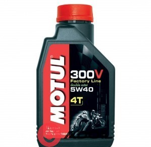 Motul 300V 4T Factory Line Road Racing 5w-40