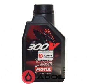 Motul 300V 4T Factory Line Road Racing 10w-40