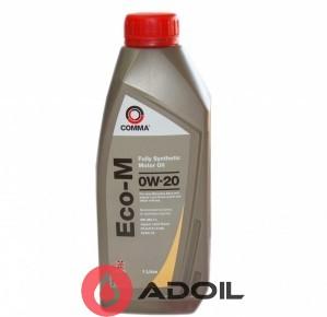 Comma Eco-M 0w-20