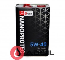 NANOPROTEC ENGINE OIL 5W-40