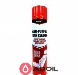 Очисник оббивки Nowax Multi-Purpose Foam Cleaner