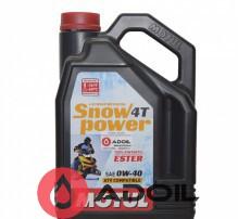 Motul Snowpower 4T 0w-40