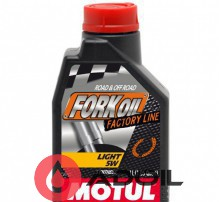 MOTUL FORK OIL LIGHT FACTORY LINE 5W