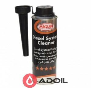 Очисник паливної системи Diesel System Cleaner Meguin