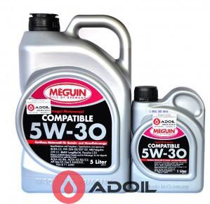 Meguin Megol Motorenoel Compatible 5w-30