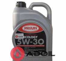 MEGUIN MEGOL MOTORENOEL ECOLOGY 5W-30