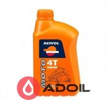 Repsol Moto Snow 4T 0w-30