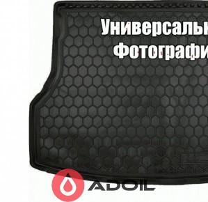 Коврик в багажник пластиковый Mercedes W140 короткая база