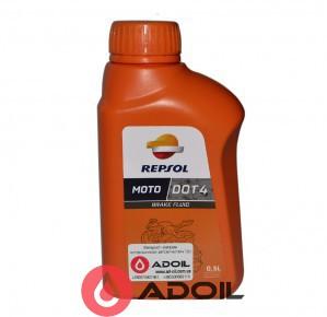 Тормозная жидкость Repsol Moto Dot 4 Brake Fuid CP-1/2