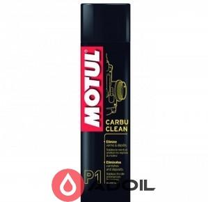 Очиститель карбюратора Motul P1 Carbu Clean