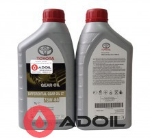 Toyota Differential Gear Oil LT 75w-85 08885-81060