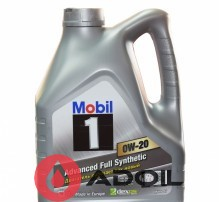 Mobil 1 Advanced Full Synthetic 0w-20