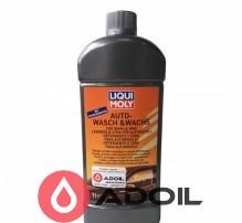 Шампунь LIQUI MOLY AUTO-WASCH&WACHS