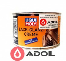 Полироль LIQUI MOLY LACK-GLANZ-CRÈME