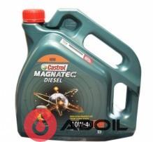 Castrol Magnatec 10w-40 Diesel B4