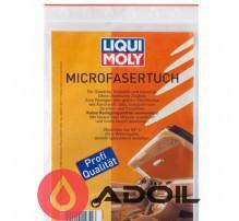 Универсальный платок из микрофибры LIQUI MOLY MICROFASER-TUCH