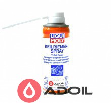 Спрей для клинового ремня Liqui Moly Keilriemen-Spray