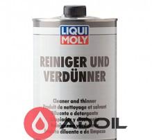 Очиститель-обезжириватель LIQUI MOLY REINIGER+VERDÜNNER LM