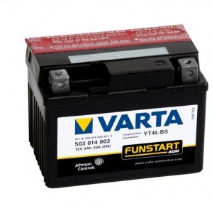 VARTA 503014003 3Ач 40 А (0) FunStart  AGM