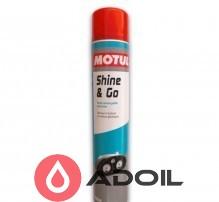 Поліроль і відновник пластика Motul Shine & Go