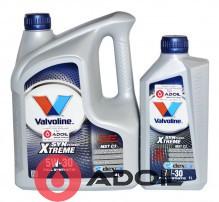 VALVOLINE SYNPOWER XTREME MST C3 5W-30