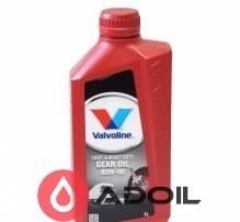 Valvoline Hd Gear Oil 80w-90