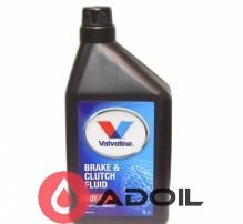 Valvoline Brake Clutch Fluid Dot 4