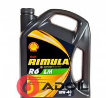 Shell Rimula R6M 10w-40