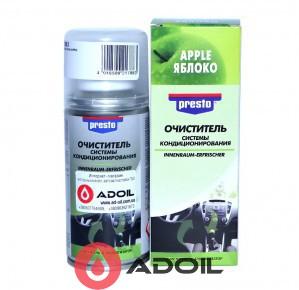 Очиститель системы кондиционирования яблоко Presto