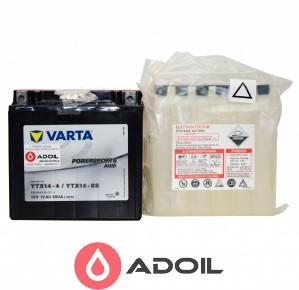 VARTA 512014010 12Ач 200А (0) Fun Start AGM