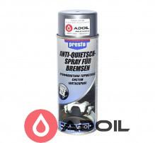 Профилактика тормозных систем (Антискрип) Presto Anti-Quietsch-Spray Fur Bremsen