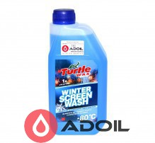 Turtle Wax winter screen wash -80ºС- Концентрат незамерзающей жидкости для стекла
