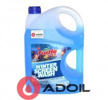 Незамерзающая жидкость для стекла Turtle Wax Liquid Fire-35ºС
