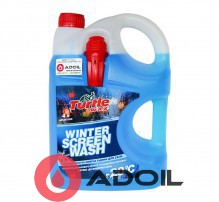 Turtle wax winter screen wash -20ºC