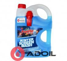 Незамерзающая жидкость Turtle wax winter screen wash -20ºC