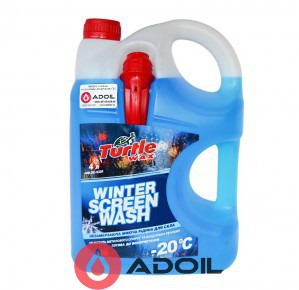Рідина Turtle wax winter screen wash -20ºC
