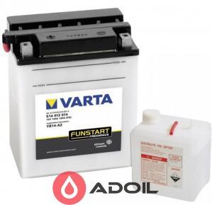 VARTA 514012014 14Ач 190А (1) Fun Start Fresh Pack