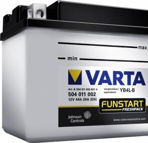 VARTA 514011014 14Ач 190А (0) Fun Start Fresh Pack