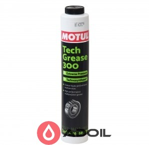 Багатофункціональна змазка Motul Tech Grease 300