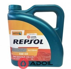 REPSOL AUTO GAS 5W40