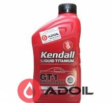KENDALL GT-1 ENDURANCE 5W30
