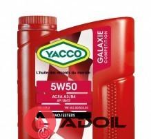 YACCO GALAXY COMPETITION GT 5W50