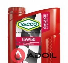 YACCO GALAXY COMPETITION 15W50