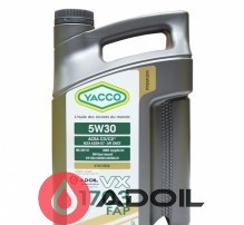 YACCO PREMIUM VX FAP 1703 5W30