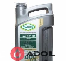 YACCO PREMIUM VX 1000 FAP 5W40