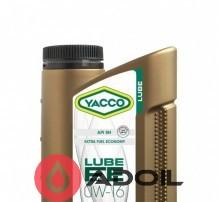YACCO LUBE FE 0W16