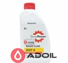 DynaPower Brake Fluid Dot 4