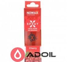Поліроль пластика Nowax Spray Cherry
